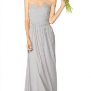 Joanna August Ceremony Dress in Silver Bells